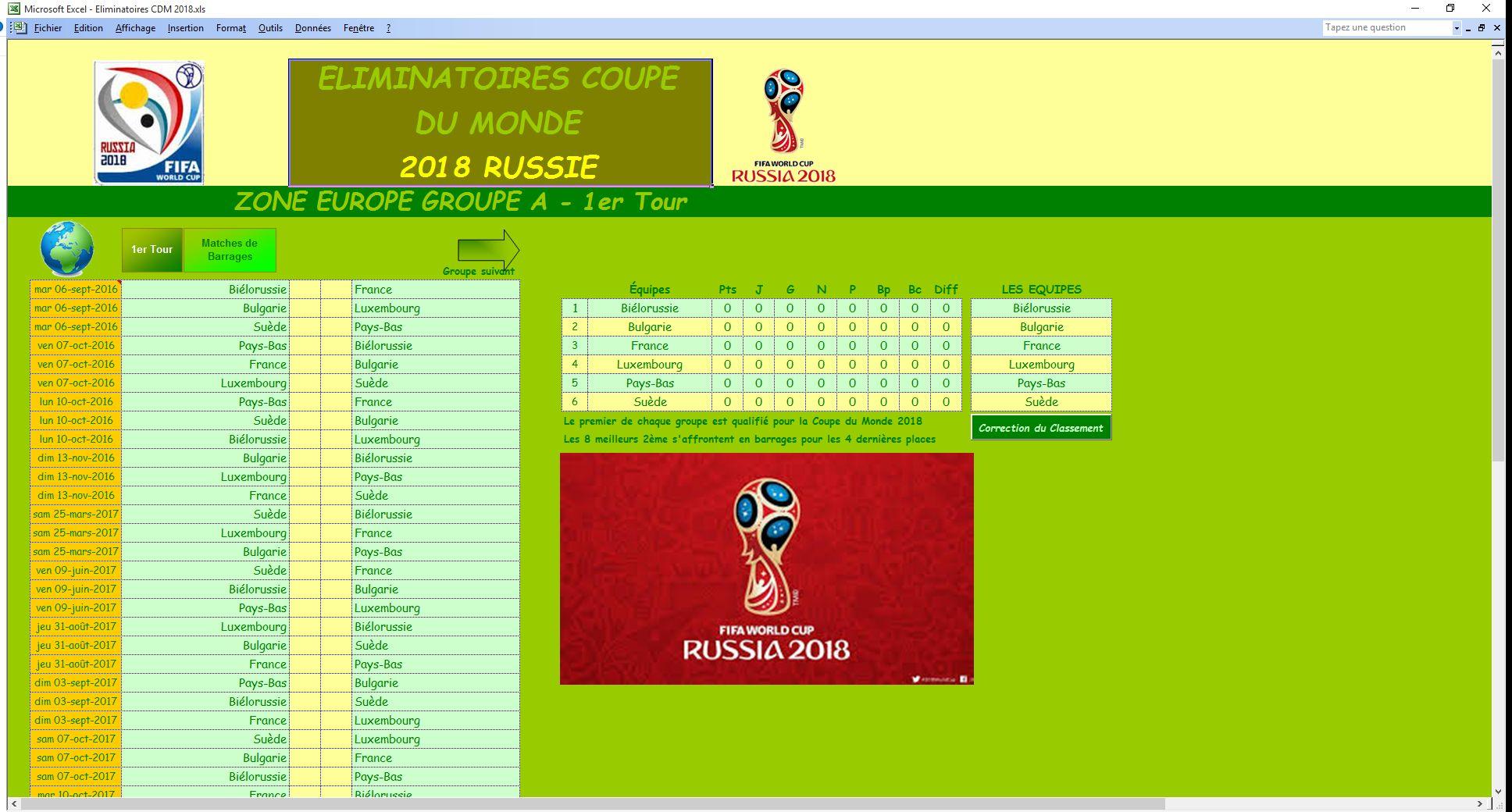 Calendrier cdm 2018 takvim kalender hd - Calendrier eliminatoire coupe du monde ...